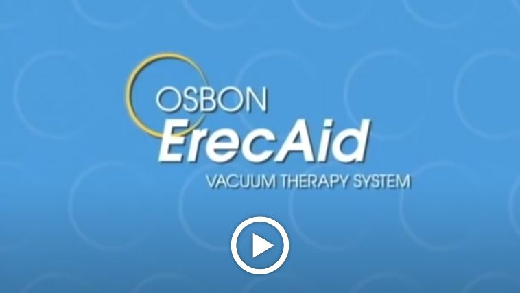 Osbon Erecaid Vacuum Therapy System